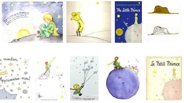 quelles sont les 4 rencontres du petit prince
